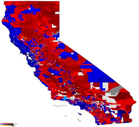 california map election 2016 raconteur report point counterpoint