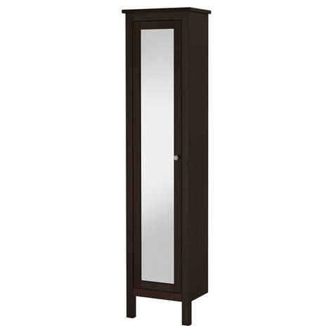 ikea hemnes chest with mirror hemnes high cabinet with mirror door black brown stain