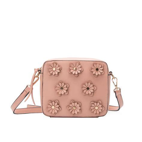 Applique Crossbody Bag floral applique crossbody bag eloquii
