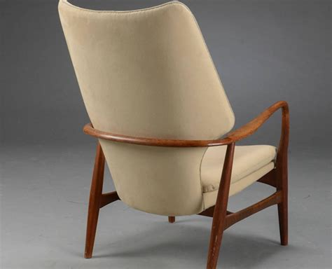 High Back Armchairs For Sale by High Back Madsen Armchair For Sale At 1stdibs