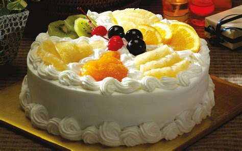fruit cake cakes wallpaper