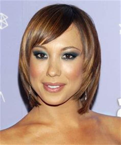 Cheryl Burke Hairstyles by Cheryl Burkes Flirty Curly Hairstyle Hair And