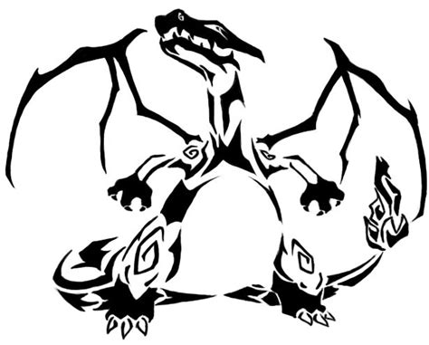 charizard tattoo design 138 best images about must tribal on