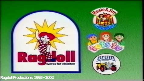Galerry ragdoll productions logo