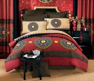 unique bedding comforter asian design good fortune