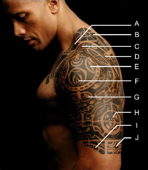 dwayne johnson hawaiian tattoo tattoo symbols polynesian tattoos and dwayne johnson on
