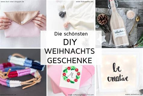 Diy Ideen Geschenke by Diy Weihnachtsgeschenke Selber Machen 8 Kreative Diy Ideen