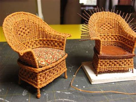 how to make furniture for a doll house best 25 miniature furniture ideas on pinterest