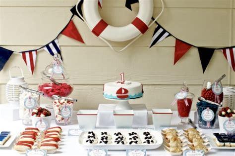 nautical theme ideas real nautical birthday the tomkat