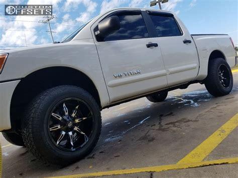 Wheels Nissan Titan wheel offset 2012 nissan titan aggressive 1 outside fender