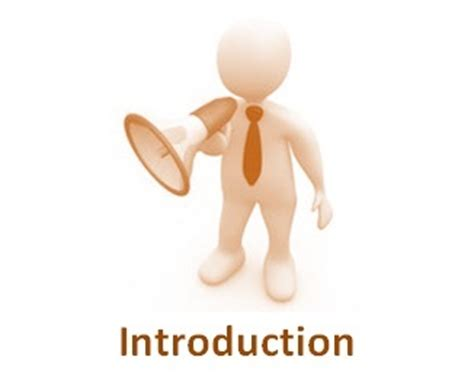 Of Introduction introductions forum