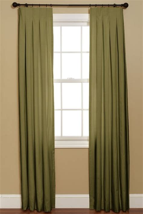 box pleat curtains inverted box pleat curtain duiponi leaf traditional