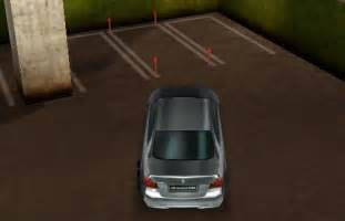 bmw parking 3d car
