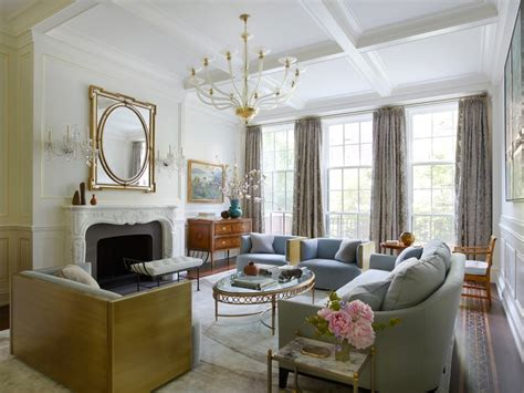house   elegant  york townhouse  reborn