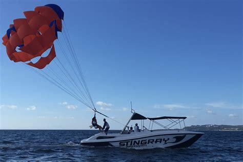 boat parachute parasailing boat parasailing 34 parasailing boat