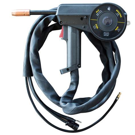 aluminum spool gun for lincoln welder lincoln electric magnum 100sg welding spool gun k2532 1