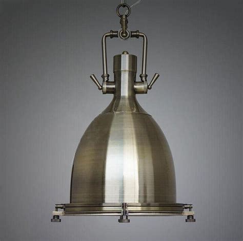 Benson Lighting by Rh Benson Pendant L Vintage Lighting Fixture Industry