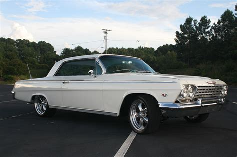 is the chevy ss an impala 1962 chevrolet impala ss