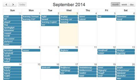 format date php d m y symfony fullcalendar calendar doesn t display events