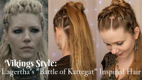 how to do your hair like vikings lagertha how to do your hair like vikings lagertha viking style