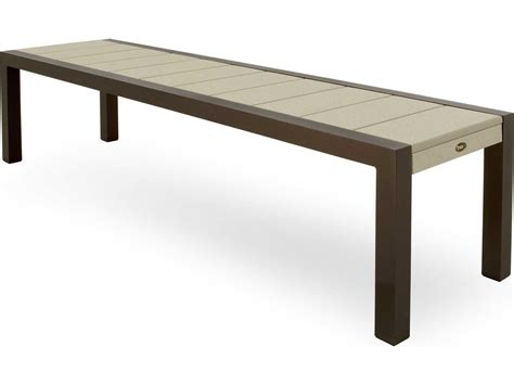 trex benches trex 174 surf city recycled plastic 68 bench tx3810