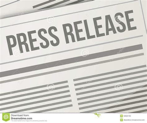 design graphic news press release closeup illustration design graphic royalty