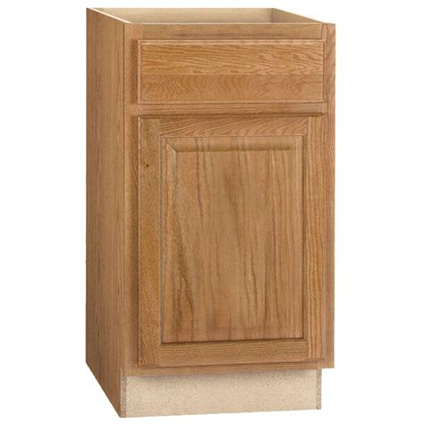 kitchen cabinet base hton bay hton assembled 18x34 5x24 in base kitchen