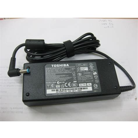 Adaptor Toshiba adaptor toshiba 19v 4 74a black jakartanotebook