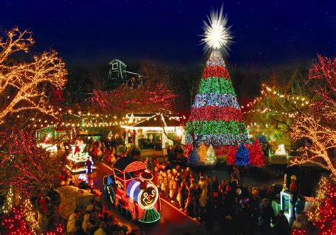 celebrate an old time christmas at silver dollar city