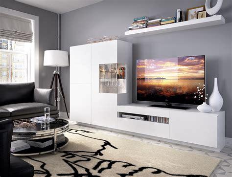 mueble de comedor muebles de comedor blancos saln en blanco con muebles