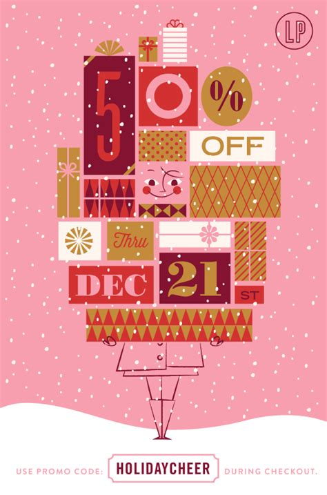 christmas layout design inspiration 1000 ideas about sale poster on pinterest email design