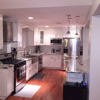 Kitchen Cabinets Paterson Nj Amc Granite Cabinetry 23 Photos Cabinetry 61 E Railway Ave Paterson Nj United States