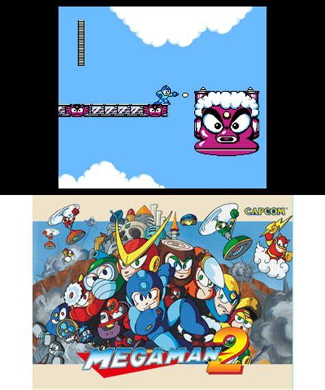 Kaset 3ds Mega Legacy Collection Rockman Corner 3ds Mega Legacy Collection Compared To 3ds Console Ports