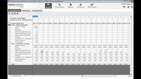 Download Excel Headcount Forecast Gantt Chart Excel Template Headcount Forecasting Template Excel