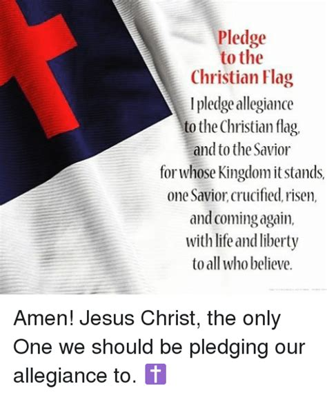 christian flag images christian flag pledge www pixshark images