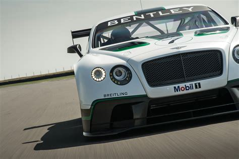 bentley gt3 bentley continental gt3 race car full specs