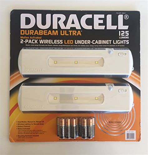 Duracell Led Under Cabinet Light 2 Pack In The Uae See Battery Powered Cabinet Lighting Reviews