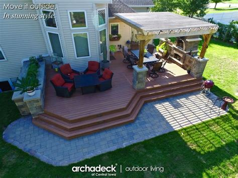 deck pergola ideas best 25 deck with pergola ideas on tub