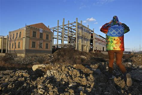 sochi problems winter olympics begin amid unfinished