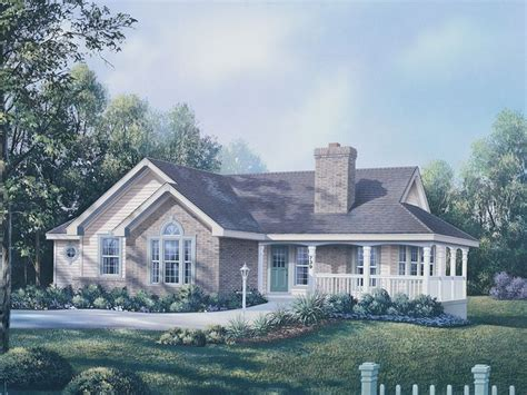 ranch house with wrap around porch pin by waldron on future home ideas