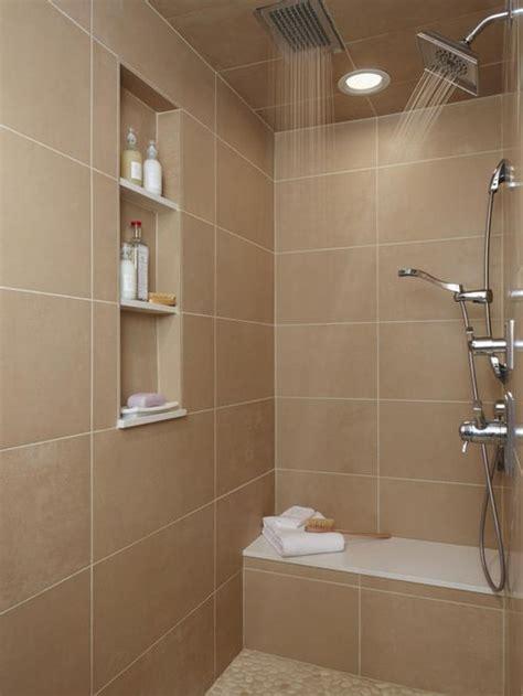tile shower enclosure ideas pictures remodel  decor