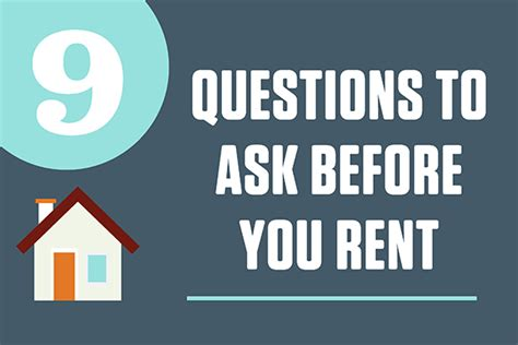 questions to ask when renting a house 9 questions to ask before you rent an apartment geico