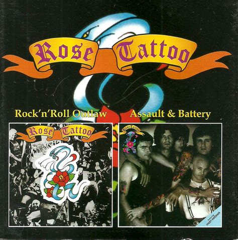 rose tattoo rock n roll outlaw rock n roll outlaw assault battery