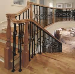custom iron stair balusters traditional staircase by