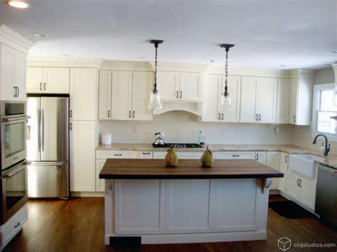 white kitchen cabinets traditional kitchen new york