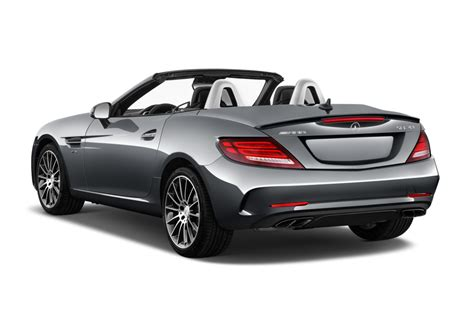 convertible mercedes 2017 2017 mercedes benz slc class reviews and rating motor trend