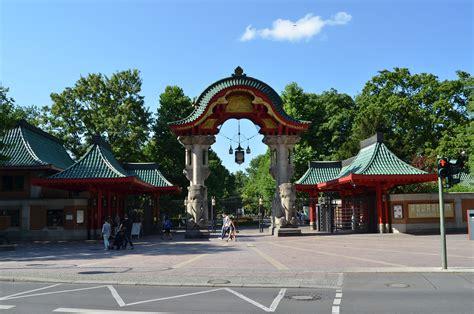 Zoologischer Garten Wiki by File Berlin Zoologische Garten Elefantentor 2014 07 Cn