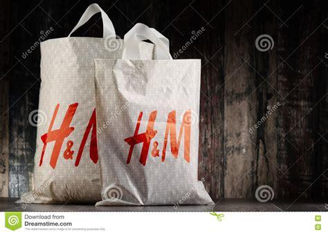 Hm Bag Original original h m plastic shopping bags editorial stock image