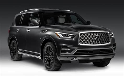 2019 Infiniti Suv Models by Infiniti Adds Limited Trim To 2019 Qx60 Qx80 Suvs Ny