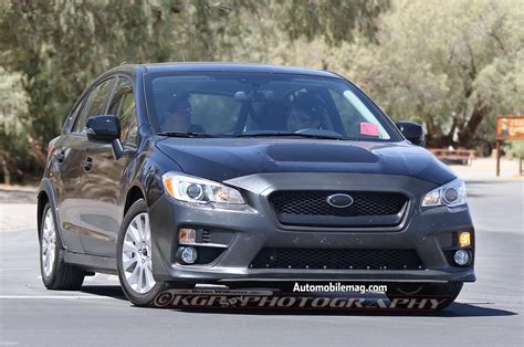 subaru wrx hatchback hold the phone subaru wrx hatchback spied